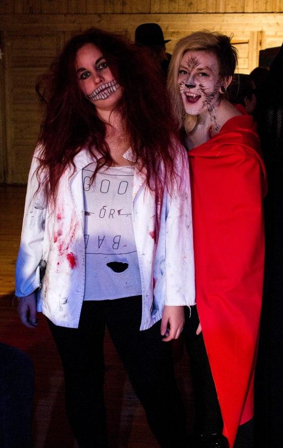 Maren og Veronica
