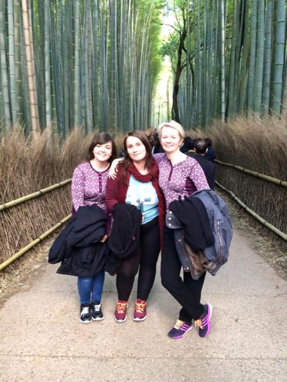 Bambusskogen m:fanafolk - Inger