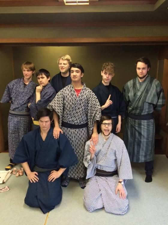 Kimono (guttane) - Hilde