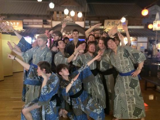 Kimono (guttar) alle - Sammiie